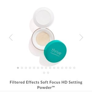 Thrive cosmetics loose face powder